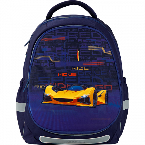 Школьный рюкзак Kite Education Fast cars K20-700M(2p)-4