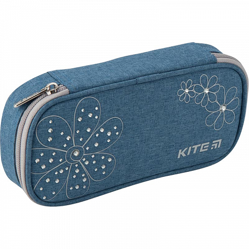 Пенал Kite Education Flowery K19-662-1