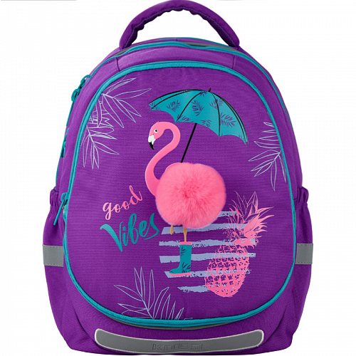 Школьный рюкзак Kite Education Beautiful tropics K20-700M(2p)-1